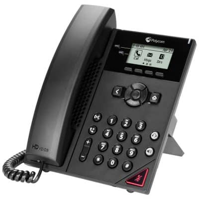Điện thoại Bàn IP Polycom VVX 150