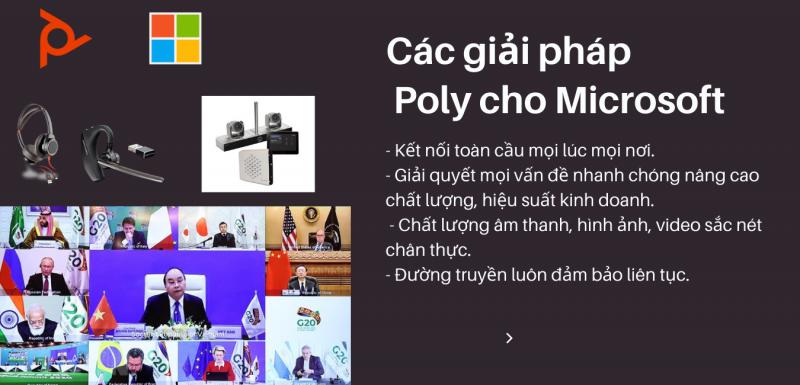 giai phap poly microsoft